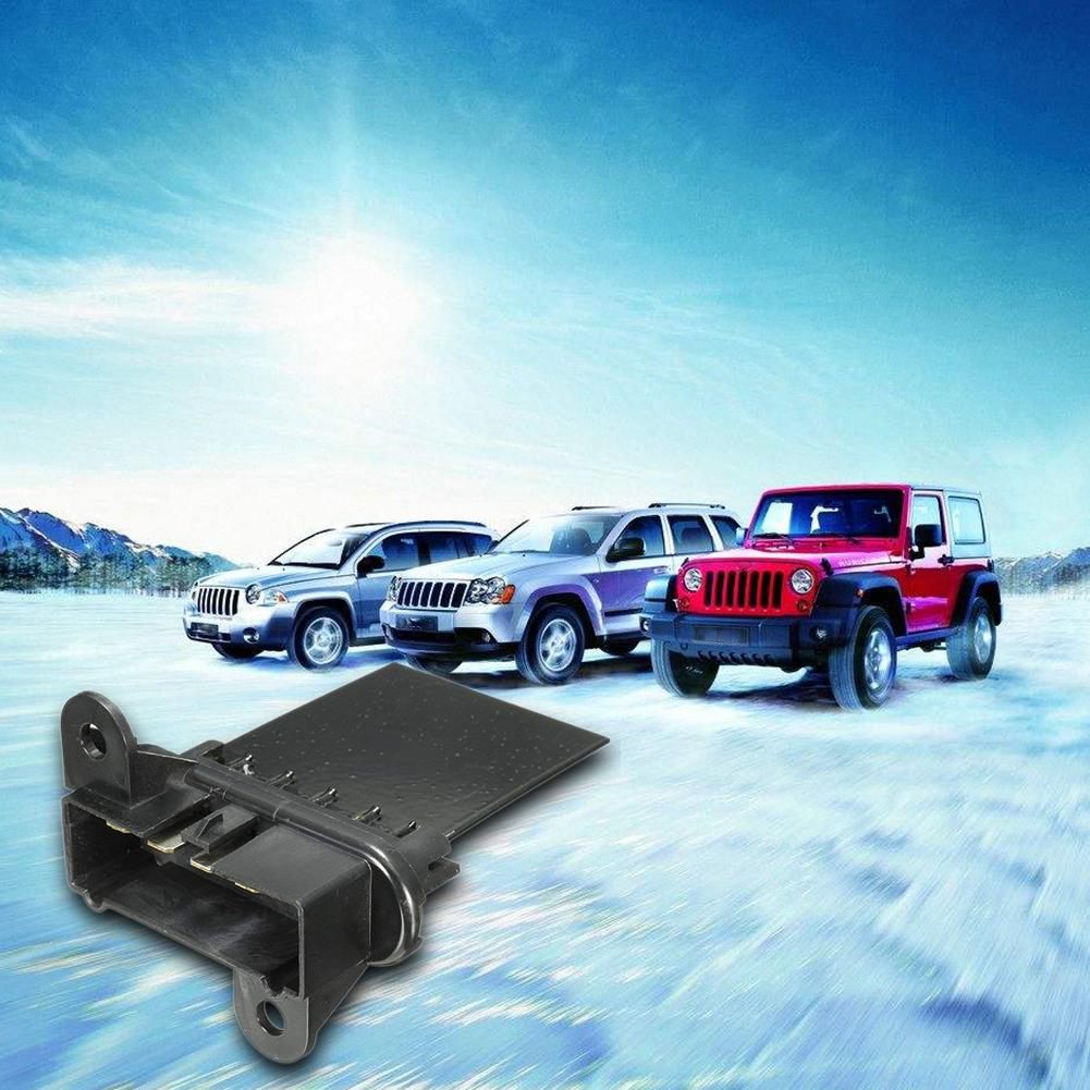 Heater Blower Motor Resistor For Jeep Cherokee Liberty Wrangler Chrysler