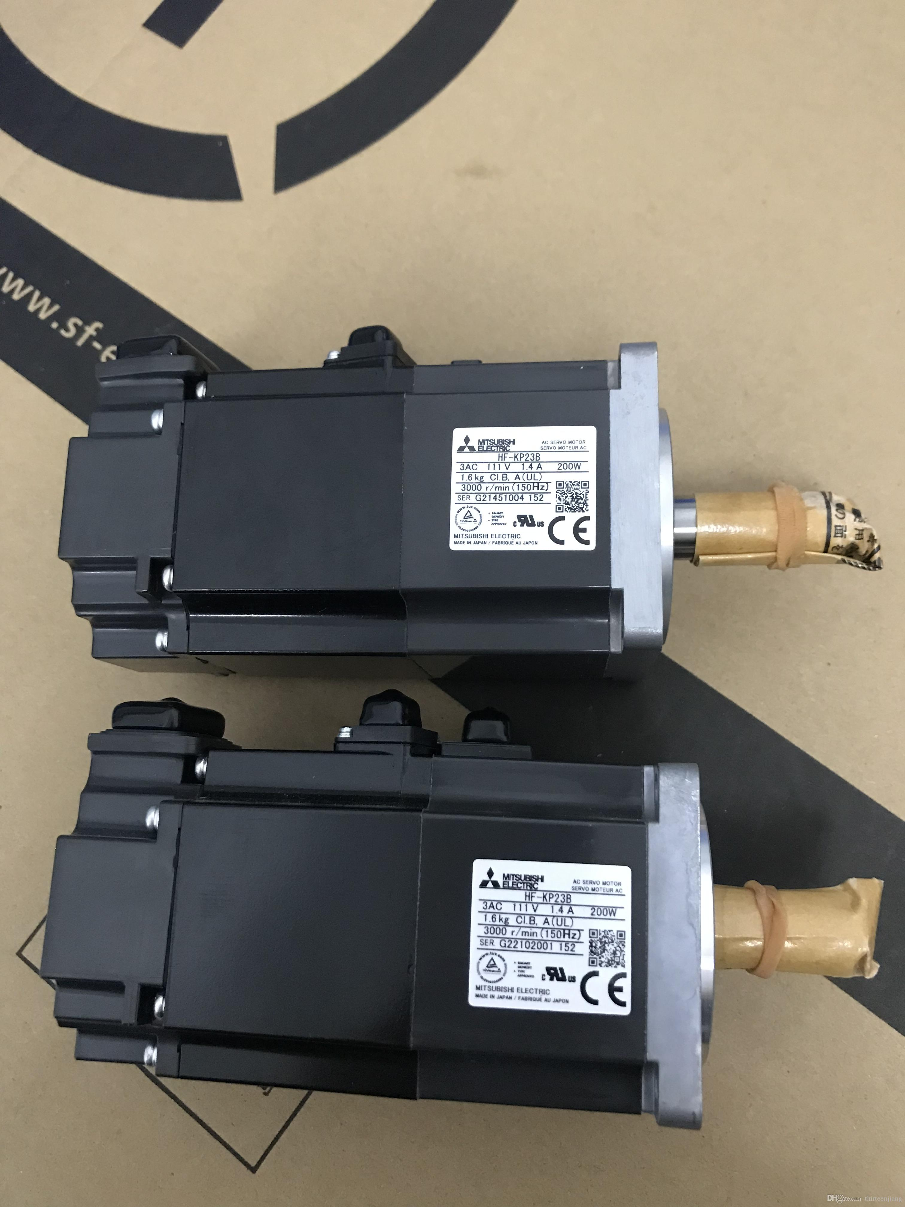 Business & Industrial MITSUBISHI SERVO MOTOR HF-KP23B FREE ...