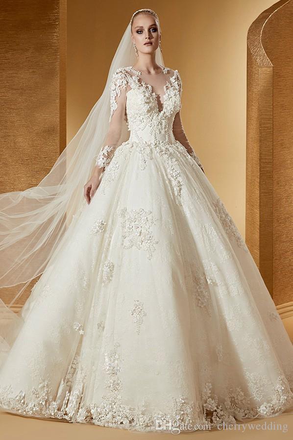 Бальное платье Свадебные платья свадебное платье кружева свадебное платье LWD032