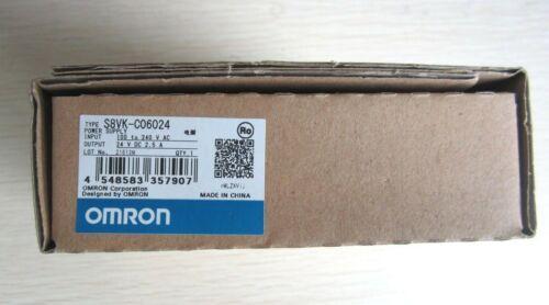 Новый IN BOX OMRON Импульсный источник питания S8VK-C06024 # OH08