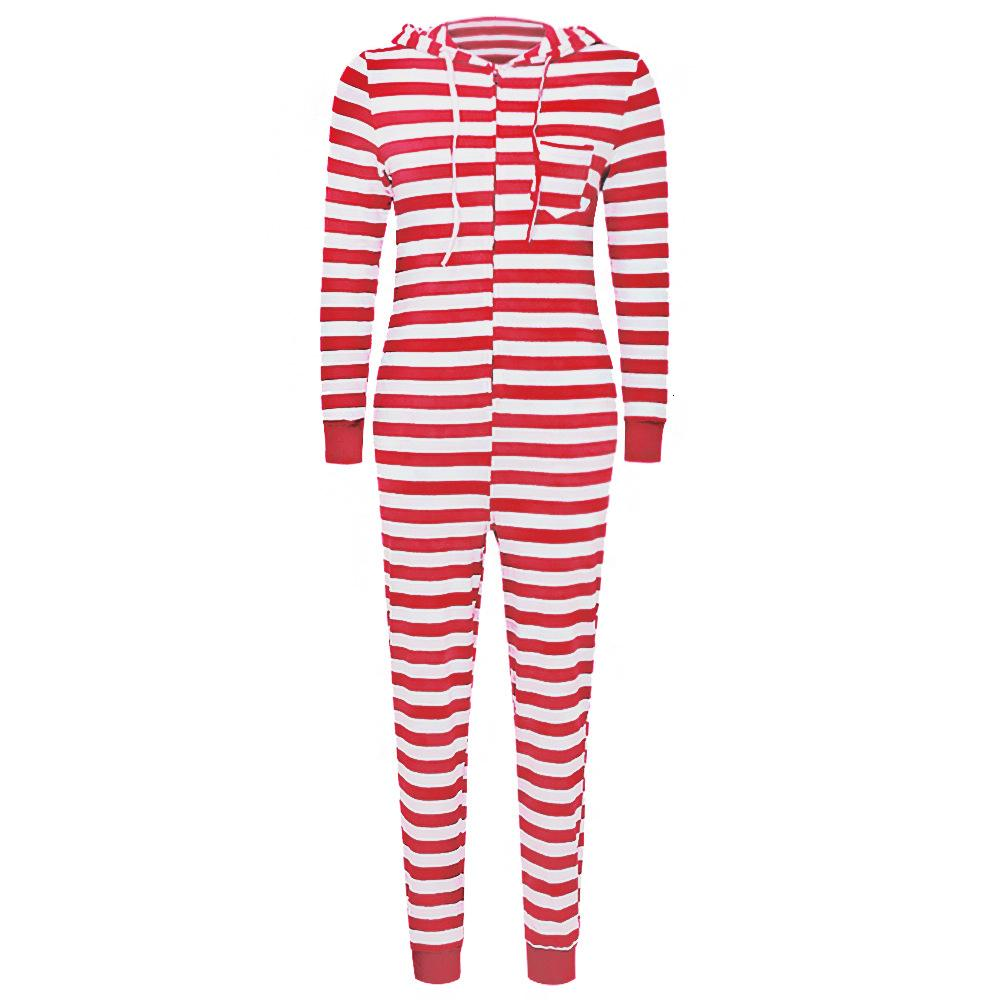 Pretend parental rouge impact blanc à rayures Conjoined Vêtements Même Cap manches longues Réparation Le Paragraph corps Accueil Vêtements Ameublement