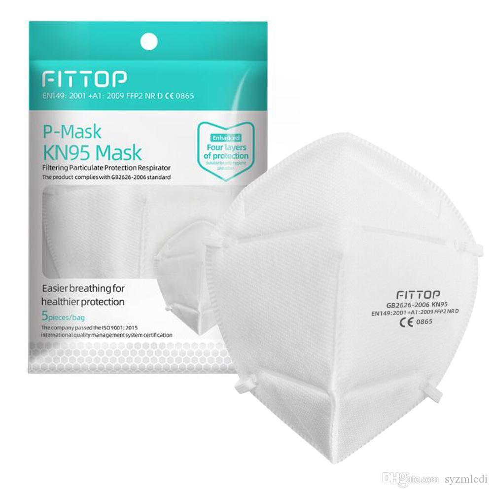 four layer disposal mask