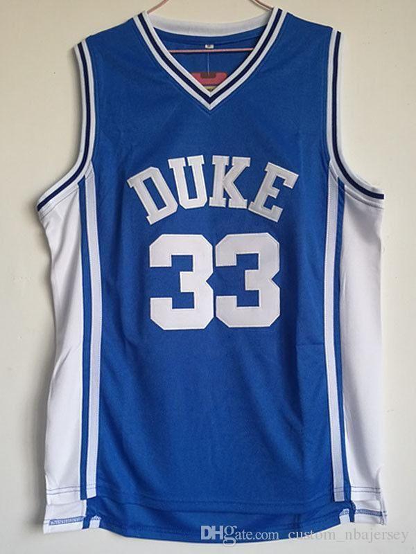 Grant Hill Jersey 33 Duke Stitched