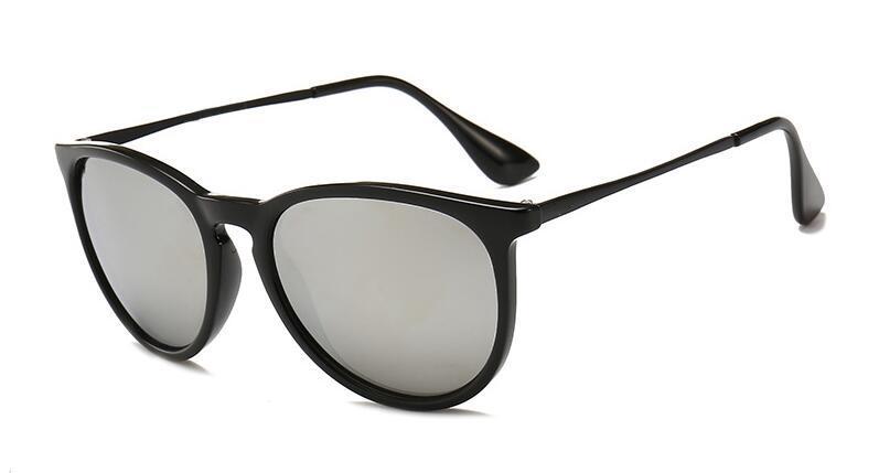 Venta al por mayor-hombres Beach METAL gafas de sol polarizadas hombre ciclismo gafas mujer bicicleta vidrio conducción gafas de sol con caja caja envío gratis
