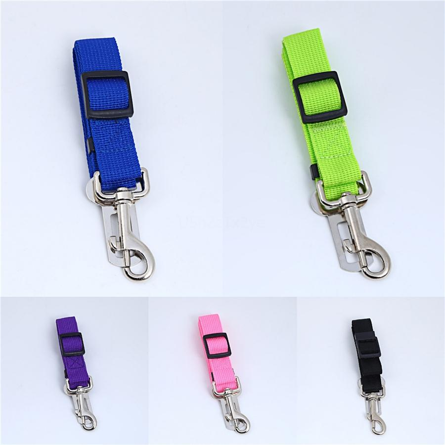Oxford Dog Pet Harnesses Dog Collar Leashes Large Medium Small Dog Harnesses Vest Explosion-Proof 11 Colors Lxl1054 #196