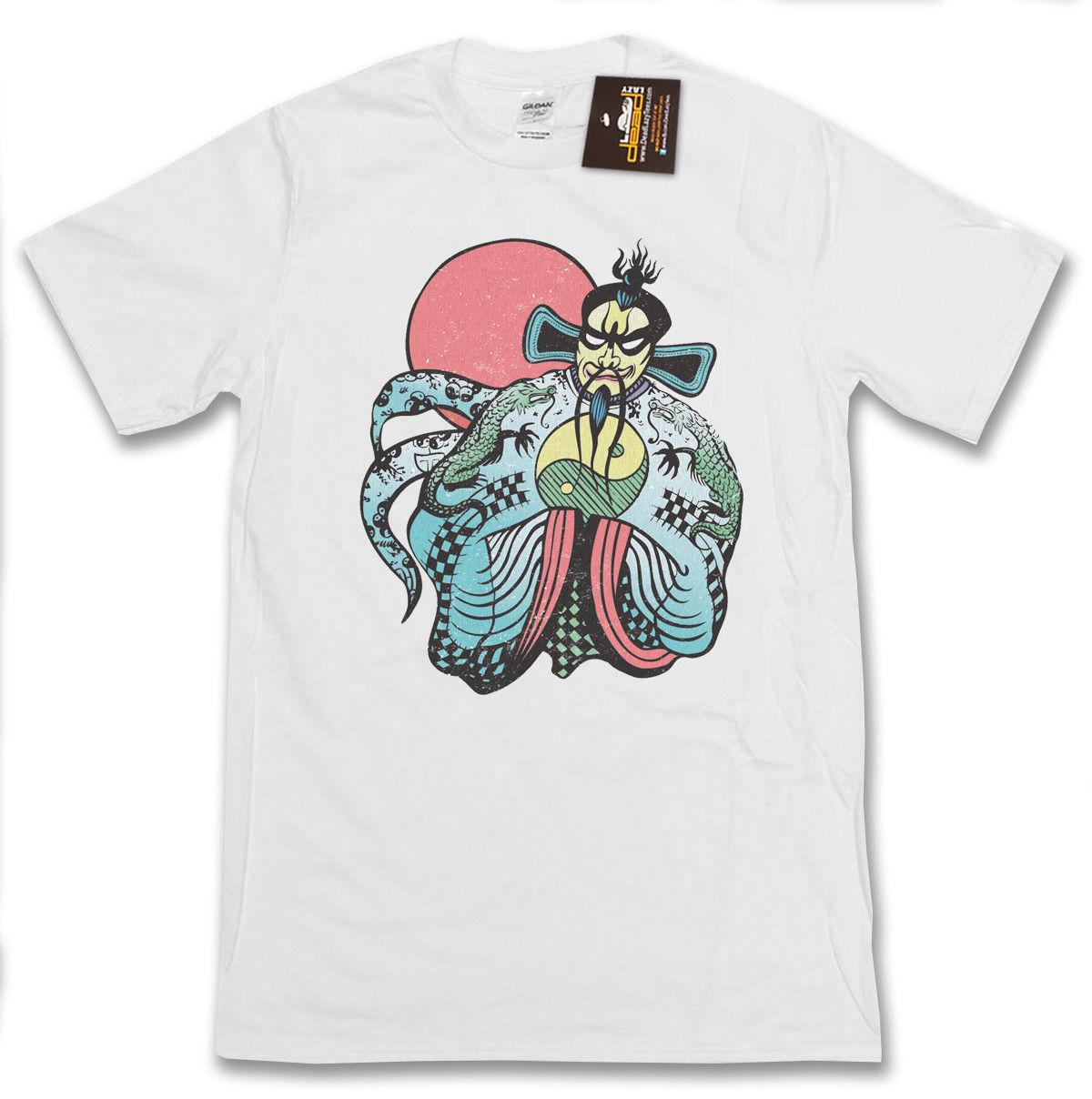 Big Trouble In Little China Retro Movie T Shirt