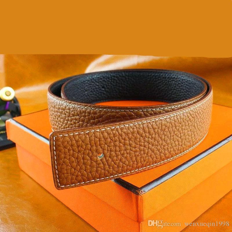 مصمم الفاخرة حزام الأعمال أزياء شعبية حزام حار ماركة رجل إمرأة جودة جلد طبيعي مصمم أحزمة جلد البقر للرجال حزام الفاخرة