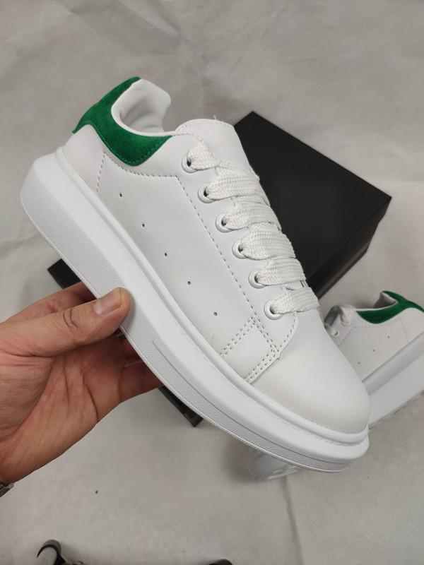 kanye Konfor Oldukça klasik Promosyon hococal Günlük Ayakkabılar Flats Moda Kalın Kösele Yürüyüş platformu Günlük Elbise Parti Sneakers