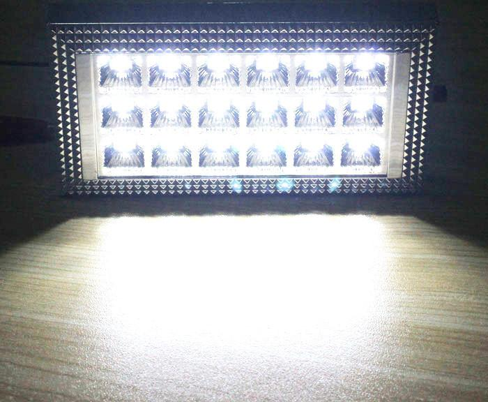 Wholesale Universal 12V 3W 18 LED Car Van Bus Interior Ceiling Dome Roof Light Lamp Bright White Roof Light Bulbs For Car #PY10
