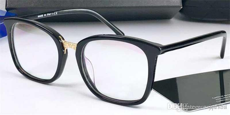 2018 new fashion designer Occhiali da vista 3369 cat eyeframe alta qualità HD occhiali da protezione all'aperto nobile stile semplice