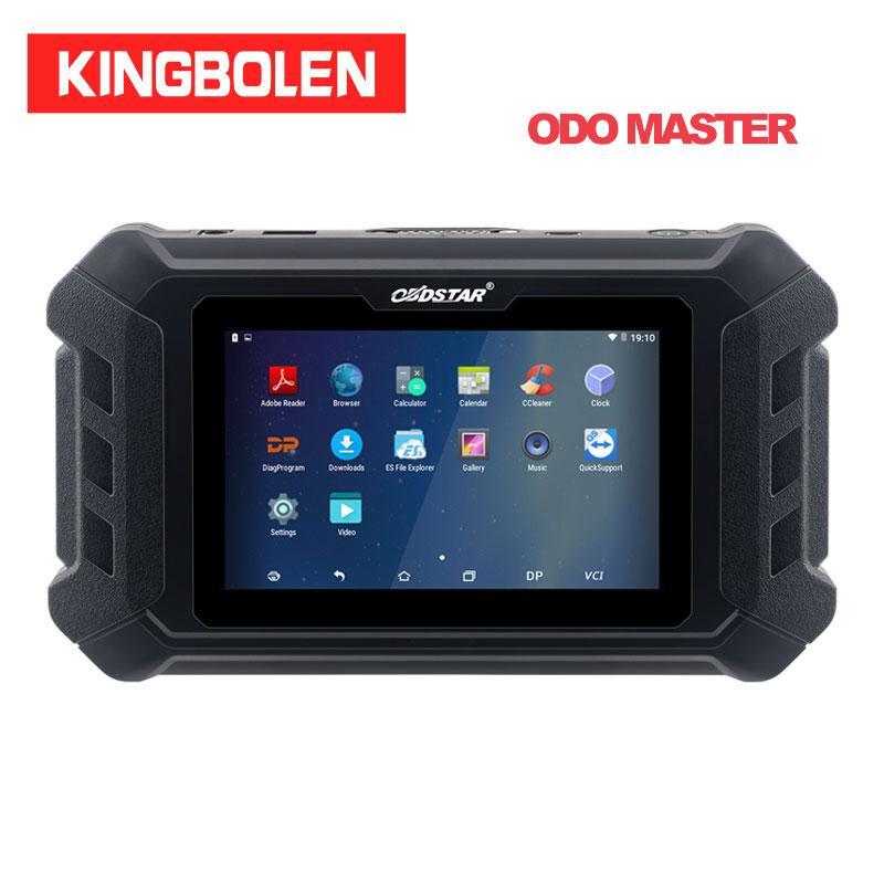 더 정확한 도구 주행 x300m에 비해 새 차에 대한 주행 조정 / OBDII 오일 리셋 기능에 대한 OBDSTAR ODO 마스터