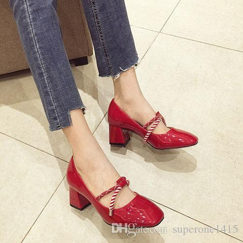 Summer Of 2019 Comfortable Office Womens Dress Shoes Target Supplier Women High Heels Shoes Black White Red 5501 Boots For Men Wedge Shoes From Superone1415 28 88 Dhgate Com