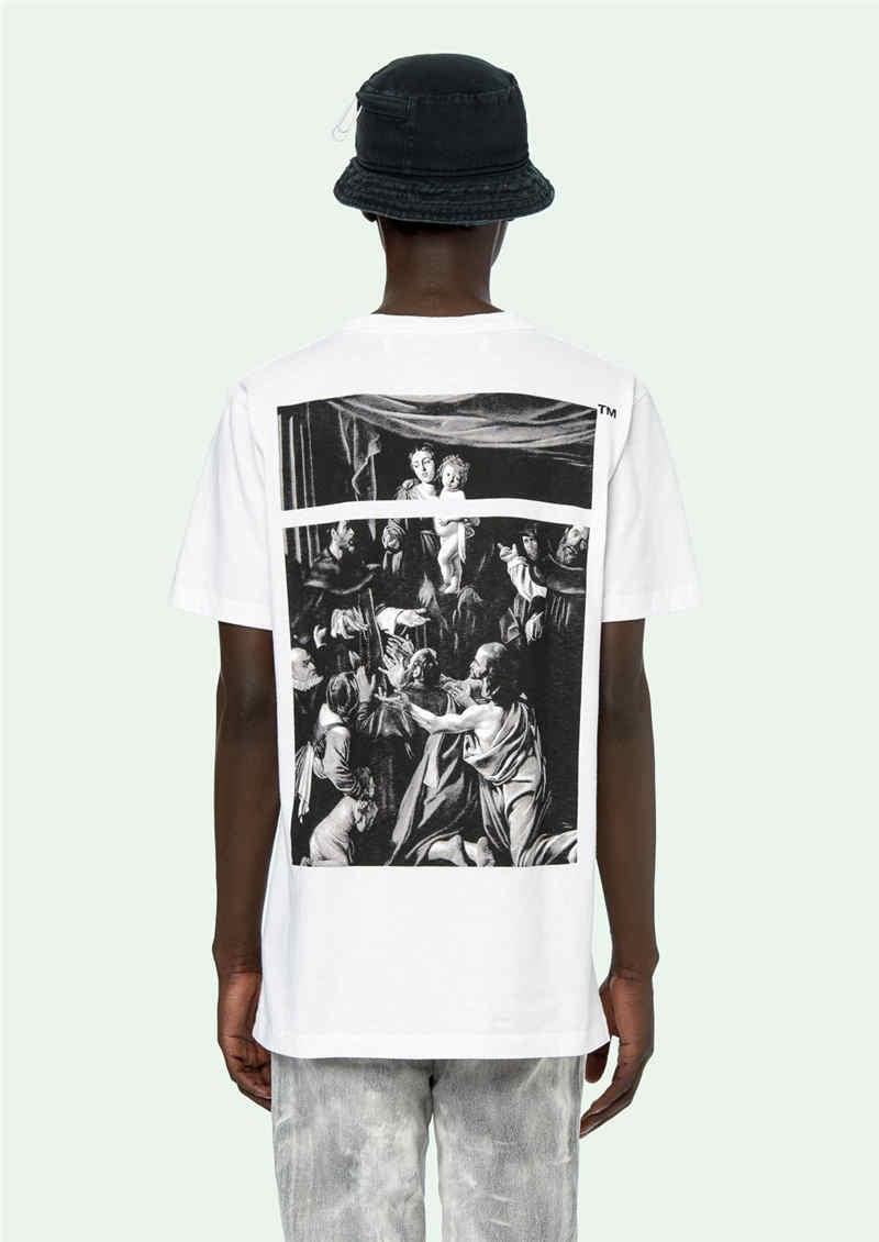 2020 neue Qualitäts-Paar Sommer Baumwoll-T-Shirt 20.200.206-0420200208