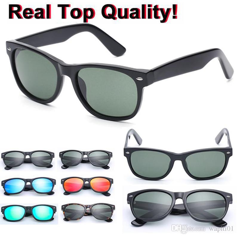 2020 Gözlük Lens Erkekler Serin Cam Güneş Tasarımcısı Kadınlar Asetat Gözlük Gerçek Tahta Güneş Gözlüğü Gafas Özelleştirilmiş Kare 2132 UV400 Aooko Wapi Gikw