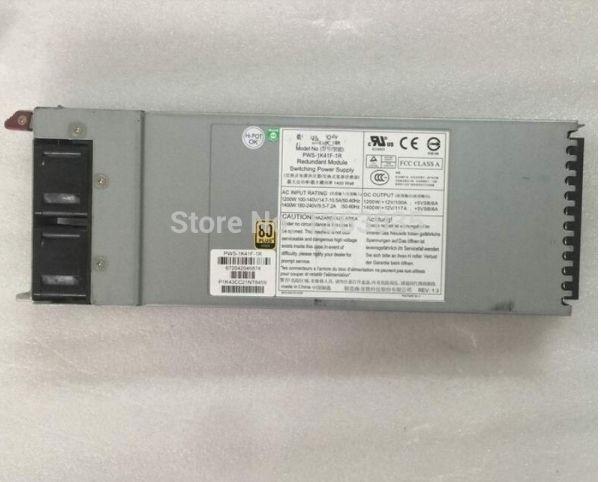 Fuente de alimentación del servidor 100% probado perfecto para MS DHL PWS-1K41F-1R 1400W