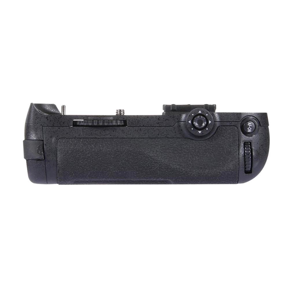 MB-D12 Poignée d'alimentation pour reflex numérique D800 photo D800E D810, Noir