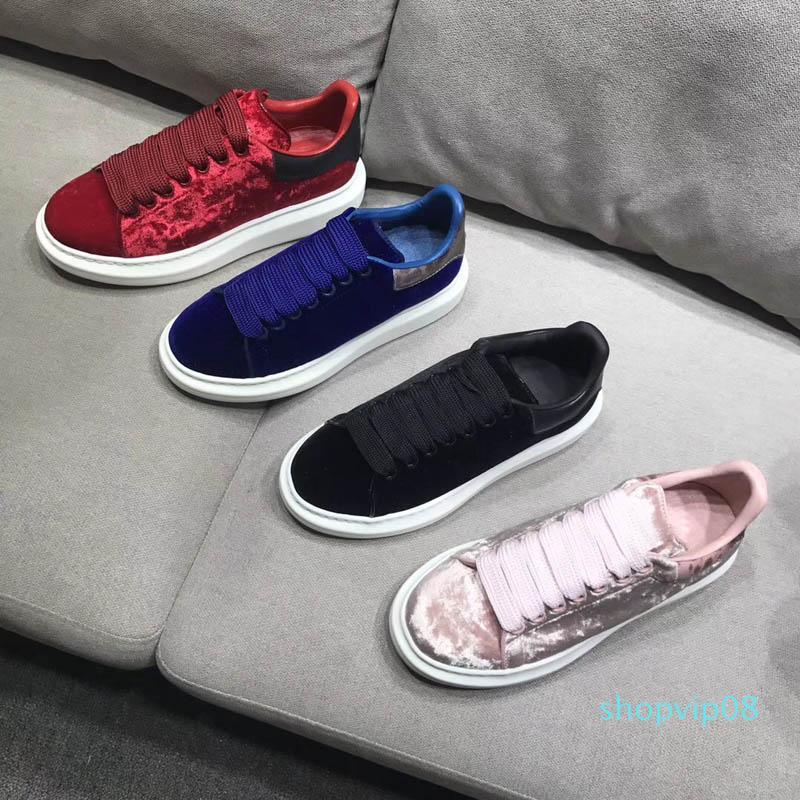 Hot Sale-GNER Comfort Belle scarpe di cuoio della ragazza delle donne delle scarpe da tennis casuali femminili delle donne delle scarpe da tennis di stabilità estremamente resistente