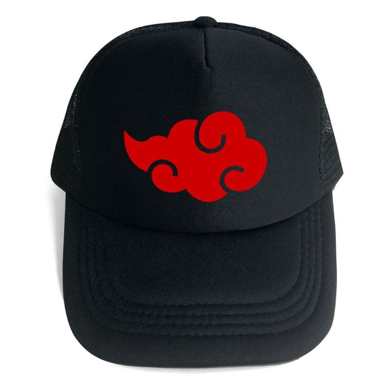 Cosplay Anime Naruto Hip Hop Caps Uchiha Itachi Baseball Cap Cool Fashion Clothing Accessories for Men Women