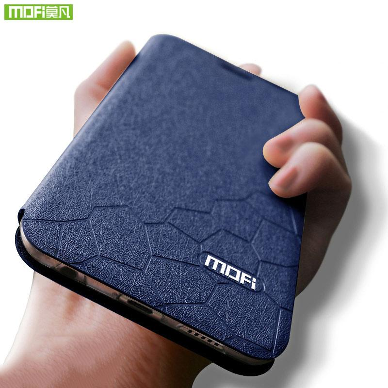 For Huawei P Smart case silicone back cover luxury Flip Leather for huawei p smart case TPU FIG-AL00 Dirt Resistant 5.65