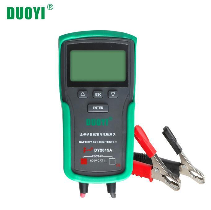 New Automotive Lead-Acid Battery Tester Analyzer For Battery System