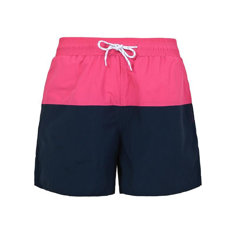 Sommer tommi neue Art beiläufige kühle Shorts Fitnessstudios Fitness Sportswear Bottoms Male Lauftraining Schnell trocknendes Strand-kurze Hosen