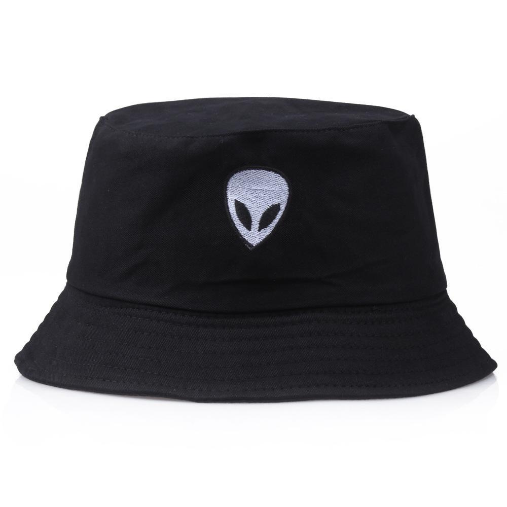 Yeni Kepçe Şapkalar Erkek Pamuk Nakış yabancı balıkçı Şapka Kadın Sokak Trend Hip-hop Hip-hop Havza Yetişkin Aksesuarlar Caps