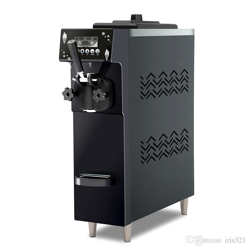 Machine molle commerciale de crème glacée de service doux à vendre avec du CE approuvé