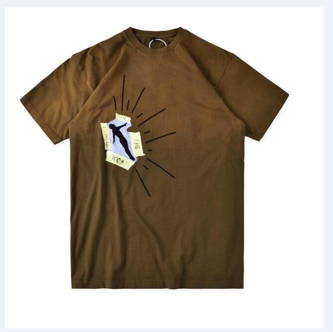 Mens de luxo Designer camisetas marca de moda Homens Mulheres Cotton Designer Shirt Letter Casual Imprimir camiseta manga curta