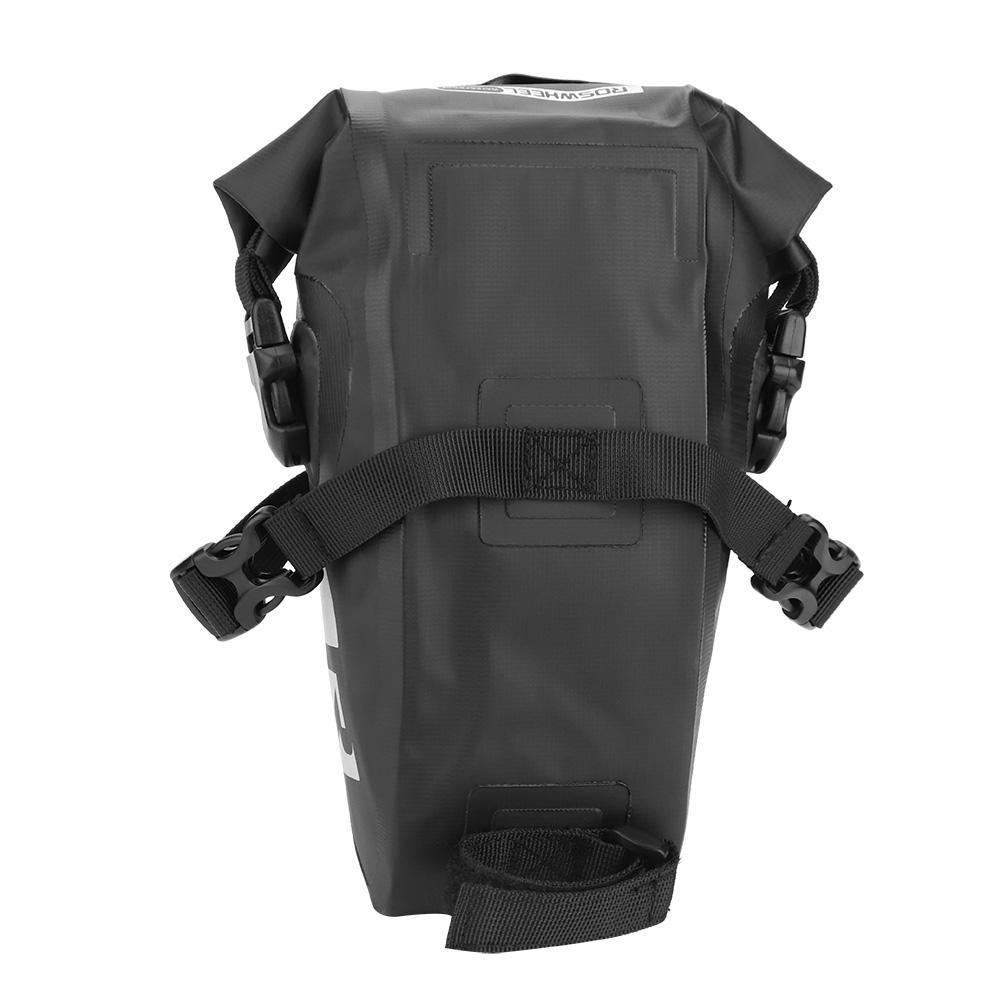 Rack MTB Road Bike impermeabile Saddle Bag storage coda della bicicletta del PVC Confezione Pannier