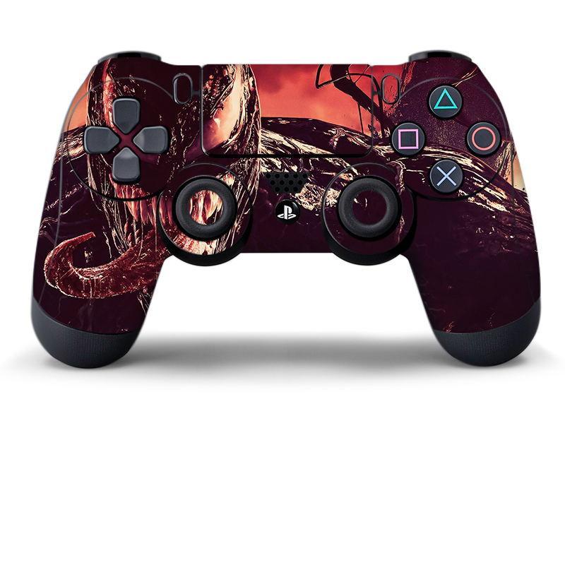 الفينيل ملصقا حماية تغطية ل PS4 4 برو سليم الجلد ملصق لسوني بلاي ستيشن تحكم لعبة اكسسوارات 15 الأنماط