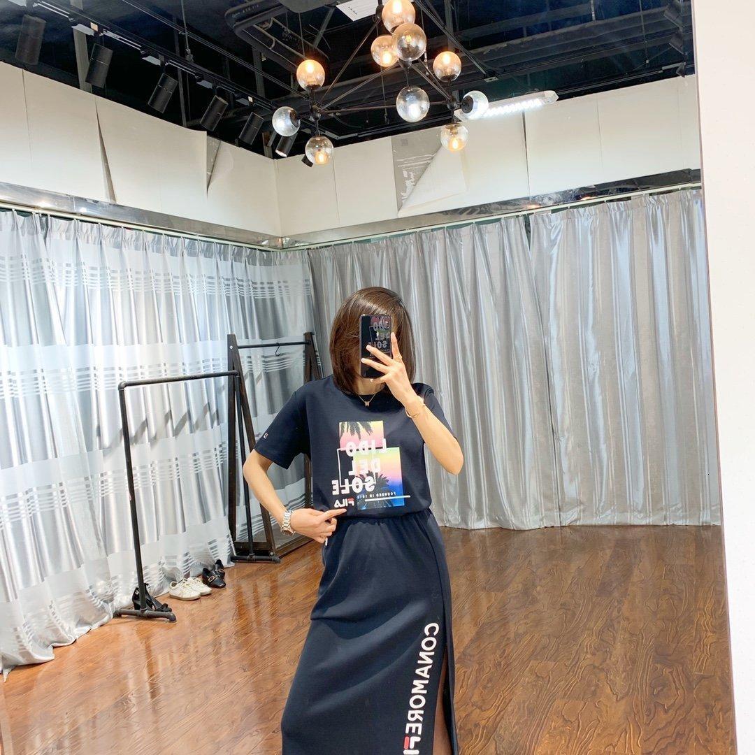 Tasarımcı 2020 yaz moda gömlek tişörtleri kadın gömlek yaz iyi toptan favori sıcak 2020 Yeni klasik çekicilik 53LG t