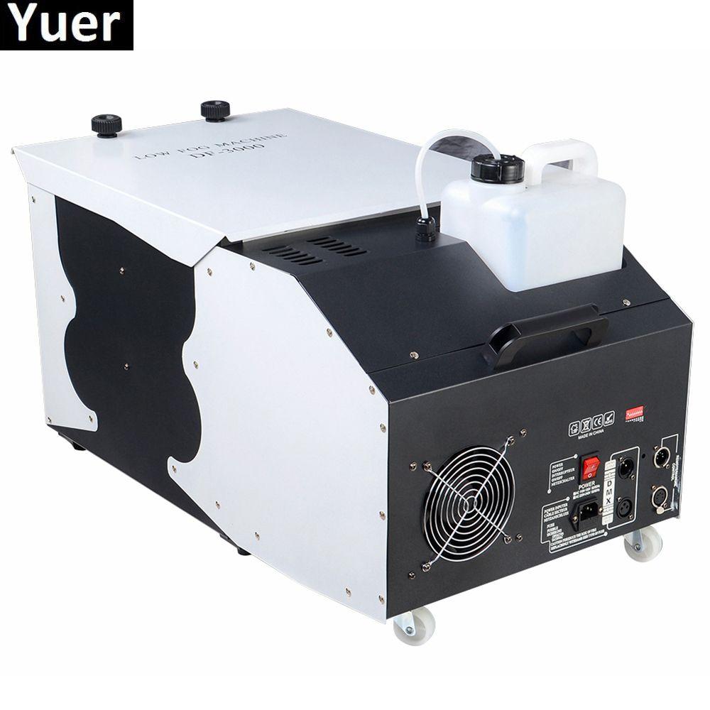 Controle Remoto sem fio Fogger 3000 W Máquina De Fumaça Máquina de Nevoeiro DJ Discoteca Festa Efeito de Palco Luz Dj Equipamento 3000 W Fogger