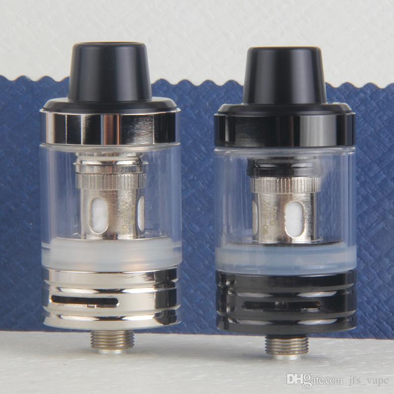 Ecig Vapes tanque TVR K1 vapor de cristal Pyrex 2,0 ml Sub .3Ohm 510 Tema vaporizador Plumas atomizador para 22MM 30-80W caja mecánica Mod