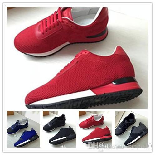 Haute-top chaussures 2020 nouvelle étoile européenne avec le même paragraphe en cuir supérieure maille plat chaussures usine directe livraison shipping35-45 1i5