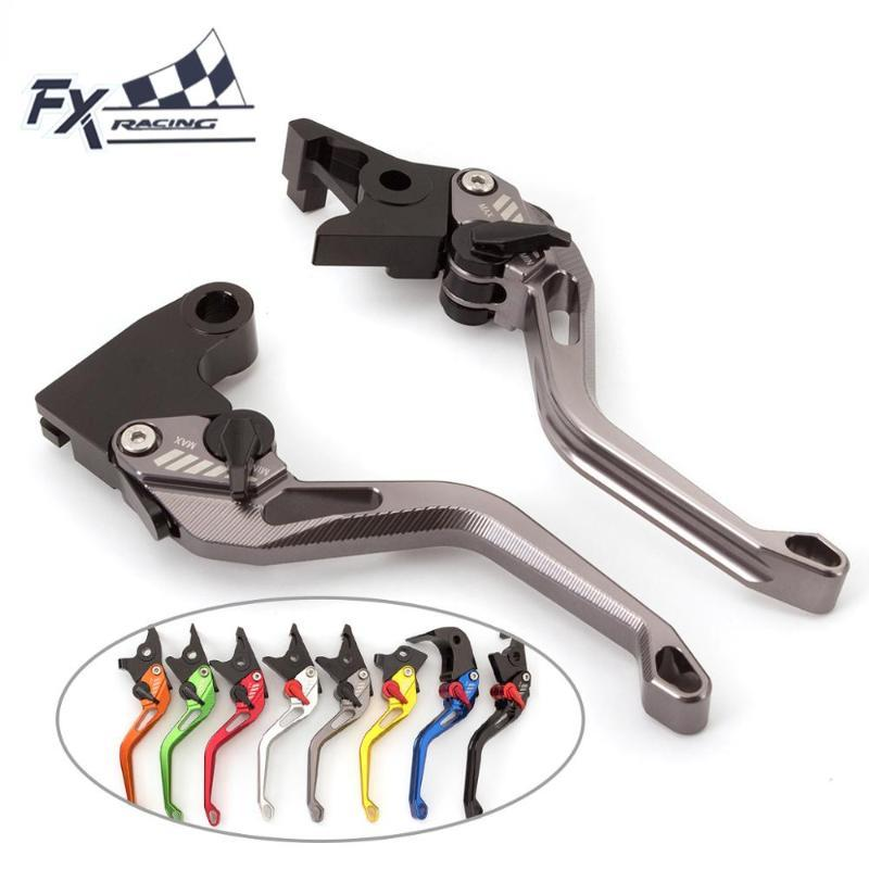 دراجة نارية الفرامل الفاصل ليفر لYFZ450R YFZ 450R 2009-2020 مقابض YFZ450X 450X 2010-2011 الألومنيوم الفرامل عتلات