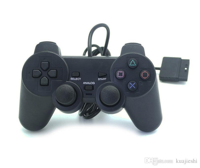Os fabricantes de acessórios para máquinas de jogo produzem embalagens com cabo por grosso e a retalho Modo de vibração Produtos aplicáveis Host PS2