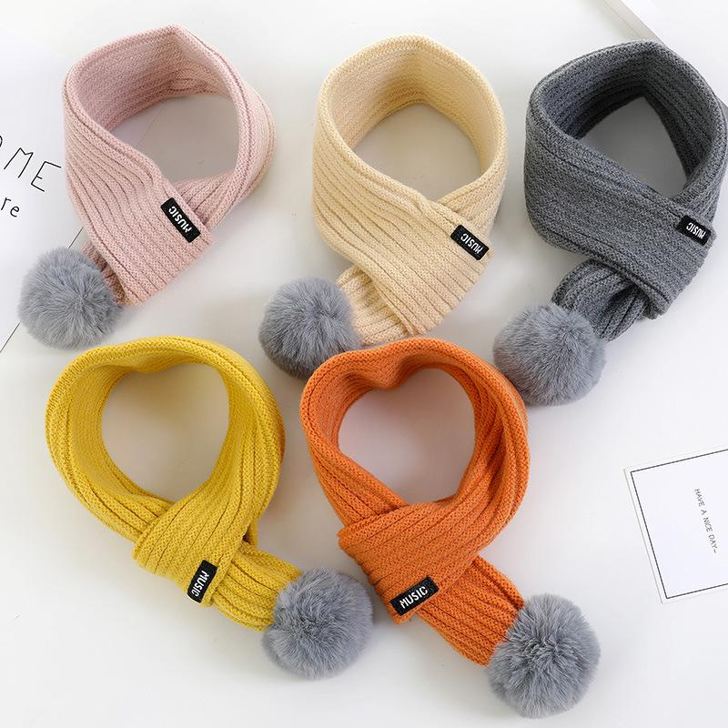 Детский шарф прекрасный шарф для мальчиков и девочек зимой