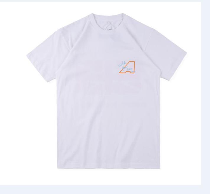 Famous Brand Designer T Shirt Mens Vestuário Homens Mulheres manga curta Cinco Pontas Impressão Estrela Flock Tees 8837