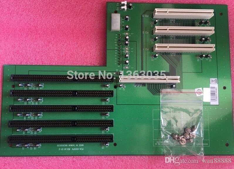 Trabajo 100% probado perfecto para la placa de sistema industrial PCA-6105P4 REV.A1