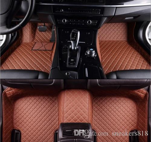Subaru Chipeng için uygulanabilir 2007-2011 cwaterproof Araba paspas paspaslar kaymaz Halılar paspas Toksik Olmayan ve kokusuz