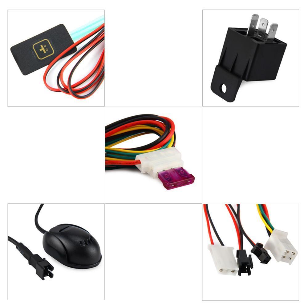 Motosiklet Scooter Locator Aygıt Konumlandırıcıları için Uzaktan Kumanda Takip Alarmı GT06 Araba GPS Tracker SMS GSM GPRS Araç Tracker Locator