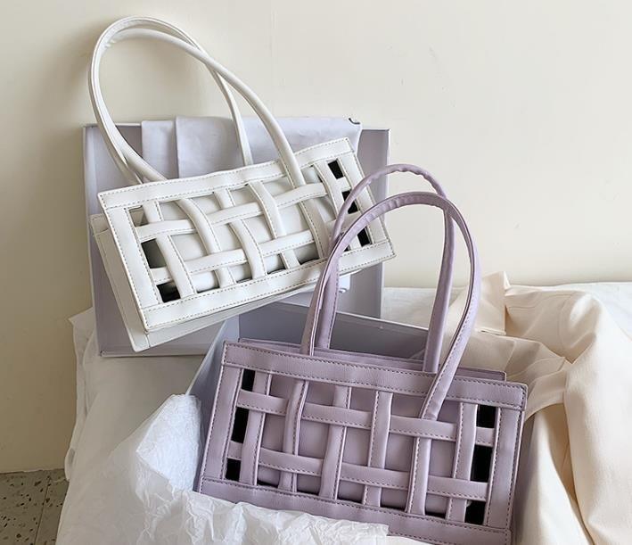 Luxo Bolsas Shoulder Bag Designer Feminino senhoras bolsa PU bolsa de couro selvagem Commute Belt Buckle sacos grandes de alta qualidade Sacos