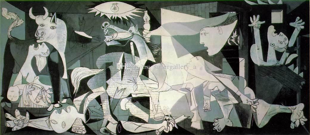 2020 Huge Handmade Abstract Picaso Guernica Home Wall Art Decor Handpainted  &HD Print Oil Painting On Canvas Wall Art Canvas Pictures 190827 From  Supergallery_a, $22.39 | DHgate.Com