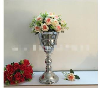 Compre Suministros De Hotel Accesorios Para Bodas Sitio Para Bodas Arreglos Florales Para El Hogar Decoración Mesa Principal Juego De Flores