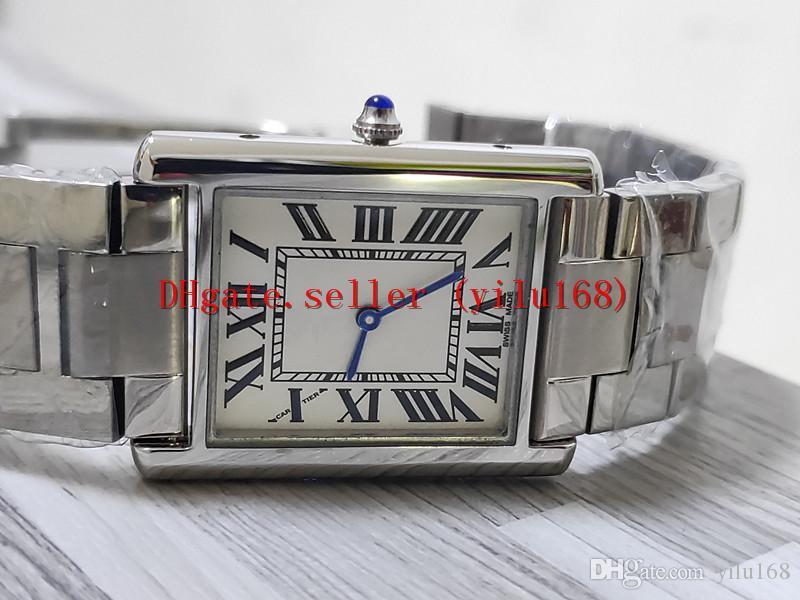 Горячие продажи роскошные классические серии женские модные наручные часы белый циферблат из нержавеющей стали высокое качество 28 мм кварцевые женские женщины