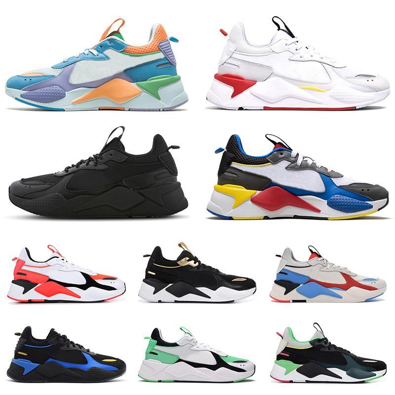 2020 puma rs x كوجرالتمريرس RS-X الكأس رجل إمرأة مصمم أحذية اللعب الخزامى أحذية رياضية التجديد الرجال المدربين أزياء العلامة التجارية الأحذية عارضة
