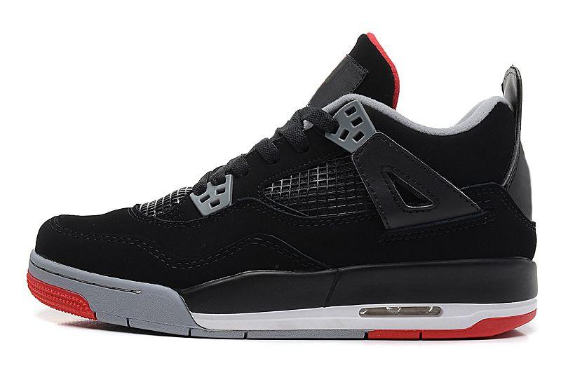 Großhandel 2019 Nike Air Jordan 4 Retro Herren 4 4 S Basketball Schuhe Kaktus Jack Weiß Zement Spiel Royal Motor Beste Qualität Herren Sport