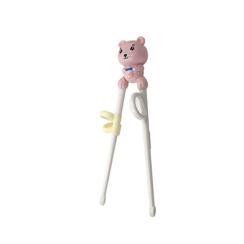 Duo la duo bu CHILDREN'S Tableware Cartoon xue xi kuai Portable Three-piece Set Stainless Steel Fork And Spoon