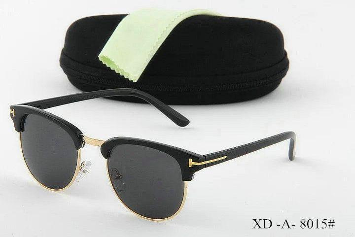 NOUVEAU luxe top qualtiy nouvelle mode TF3016 Tom lunettes de soleil pour homme femme Erika Lunettes ford Designer lunettes de soleil avec boîte originale @ 52