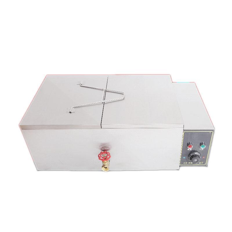 رقائق البطاطس HOT SELLING متعددة الوظائف الفولاذ المقاوم للصدأ الكهربائية المقلاة العميقة القلي آلة شواء سمك مقلي لحم الدجاج